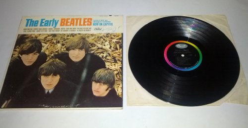 The Early Beatles (Mono LP)