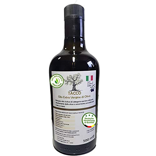 NEU Bio. Ab. Italienisches Olivenöl Tacco