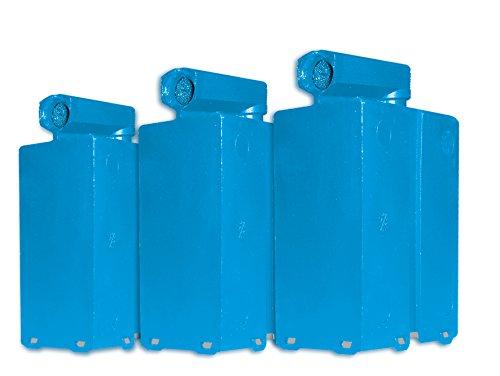 Domena 500970812 970812 Kalkfilterkartusche Typ A, 3-er Box, Blau