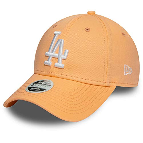 New Era WMNS League Essential 940 Losdod PEA Kappe, Pastell-Orange, Einheitsgröße