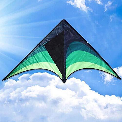 Zerodis Cometa Repelente de Aves Extensible Repelente de Aves Scarer Flying Hawk Kite con Poste telesc/ópico de 7 m aplicado a Campos de Cultivo