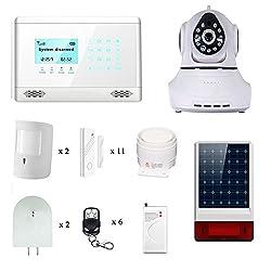 abto m2bx alarmsystem mit wifi kamera. Black Bedroom Furniture Sets. Home Design Ideas
