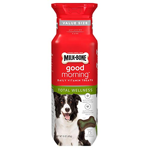 Milk-Bone Good Morning Daily Vitamin Dog Treats