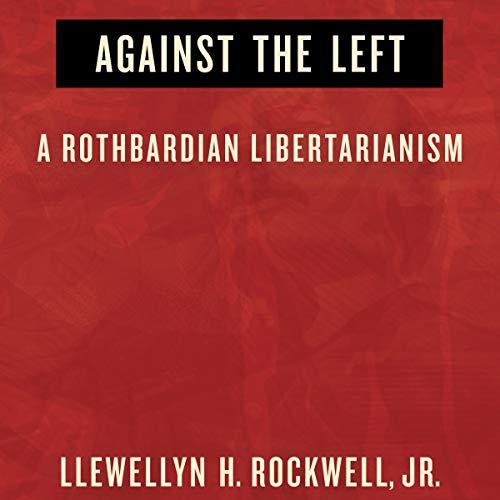 Against the Left audiobook cover art