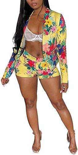2 piece blazer and shorts _image3