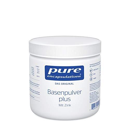 Pure Encapsulations - Basenpulver plus - für den Säure-Basen-Haushalt