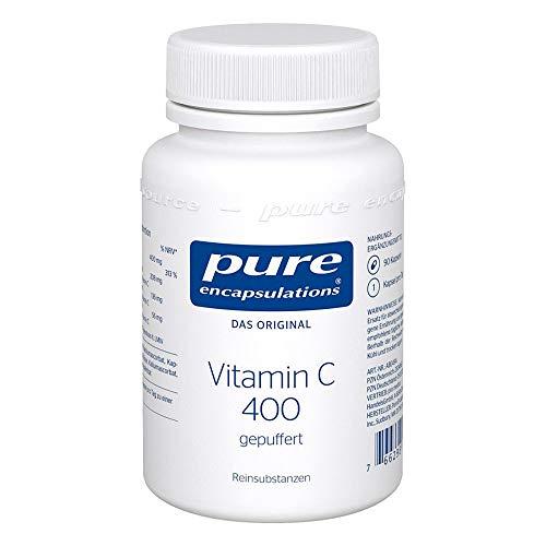 Pure Vitamin C 400 gepuffert 90 Kapseln