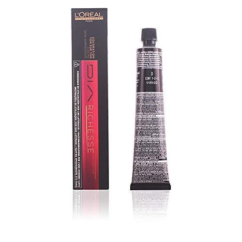 L'Oréal Dia Richesse Colore Professionale per Capelli, 3 Castano Scuro, 50 ml