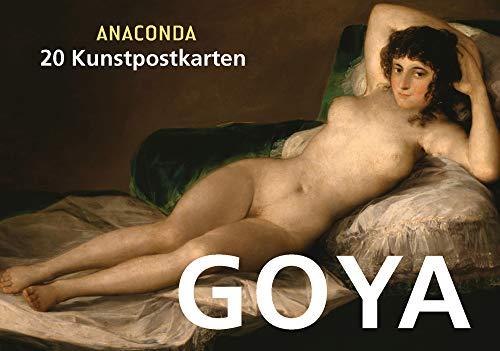 Postkartenbuch Francisco de Goya