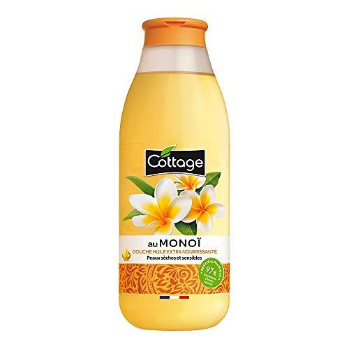 Cottage – Douche Huile Précieuse – Extra Nourrissante au Monoï 98% d'IndianerInhaltsstoffe – 560 ml – 2 Stück