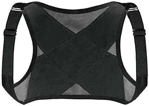 Back Support Posture Corrector Adjustable Effective Upper Back Posture Corrector For Women & Men - Correct Posture In A Few Days - FDA Posture Brace, Shoulders Back Posture Support, Clavicle Brace Bac