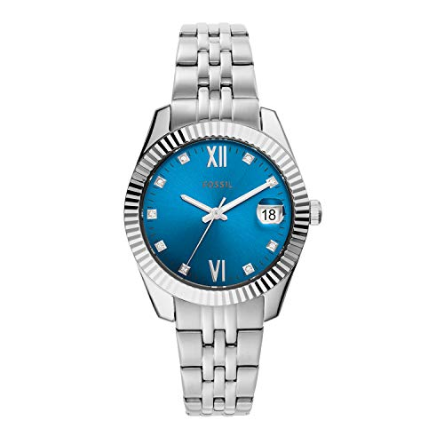 Listado de Reloj Fossil Azul que Puedes Comprar On-line. 12