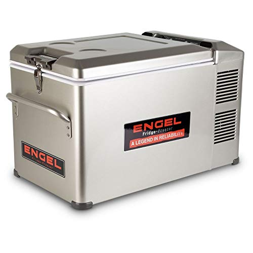 Engel SAWMT35F-G3-S MT35F-S 12/24/230V koelbox met digitale thermometer