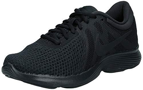 Nike Wmns Revolution 4 Eu, Scarpe da Running Donna, Nero (Black 002), 36 EU