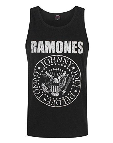 Ramones Seal Logo Men's Vest