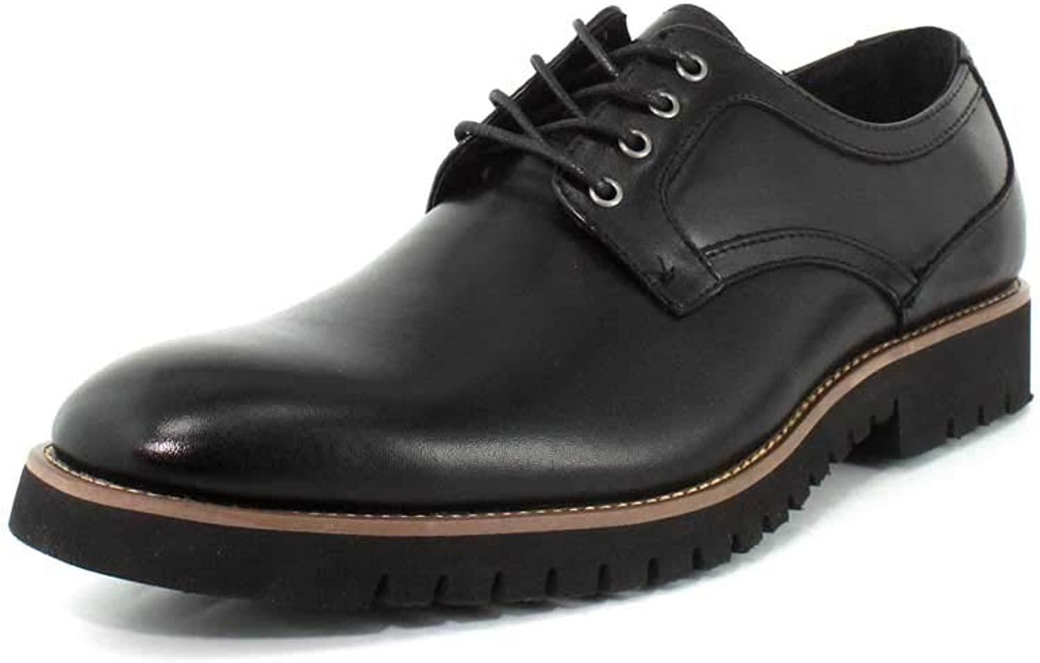 STACY ADAMS Men's Barclay Plain Toe Toe Toe Lace Up Oxford Black 11 D US B07D8CWPQJ  b77221