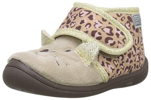 Gioseppo 56479, Zapatillas de Estar por casa para Bebés, Beige (Beige Beige), 26 EU