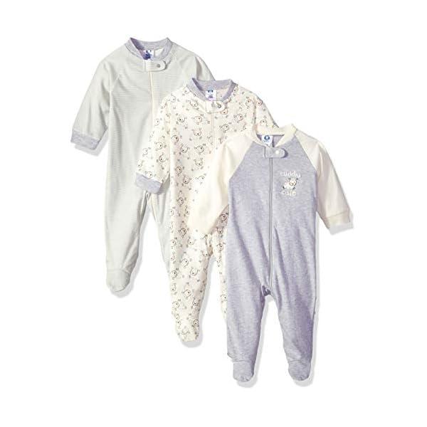 Gerber Baby 3-Pack Organic Sleep 'N Play