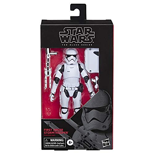 Generic Star Wars The Black Series First Order Stormtrooper Toy 6