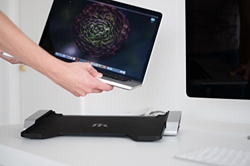 Horizontal Dock for 15-inch MacBook Pro with Retina Display by Henge Docks