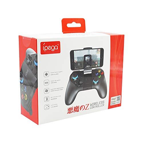 Mcbazel iPega PG-9129 Controlador inalámbrico para gamepad Bluetooth para PC con Android / Windows