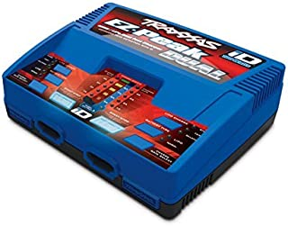 Traxxas EZ-Peak Dual Multi-Chemistry Battery Charger - 3 Years & Above