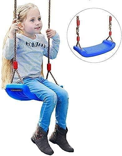 wsbdking Asiento de Swing para niños, Juego de Juegos de Zapatillas de Swing de Patio Curved Swing Tree Swing para afuera Patio Trasero Playground Holds 220lbs / 100kg por 3-10 años niños niños