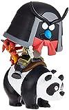 Funko Mulan POP Figura - Mushu Riding Panda ECCC Exclusive