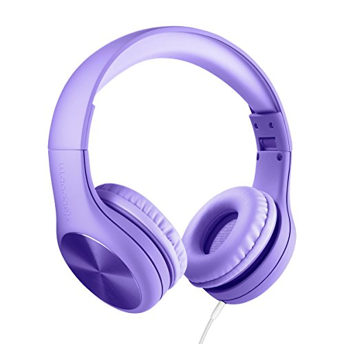 New! LilGadgets Connect+ PRO Kids Premium Volume Limited Wired Headphones with...
