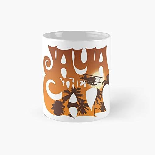 Jaya Fly Classic Mug | Best Gift Funny Coffee Mugs 11 Oz