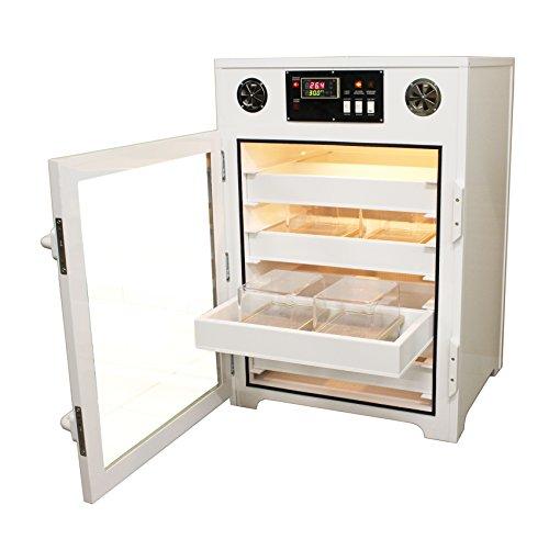 Tropic-Shop - Inkubatoren - Brutmaschinen für Reptilieneier, Hühnererier ca. 65x55x97cm