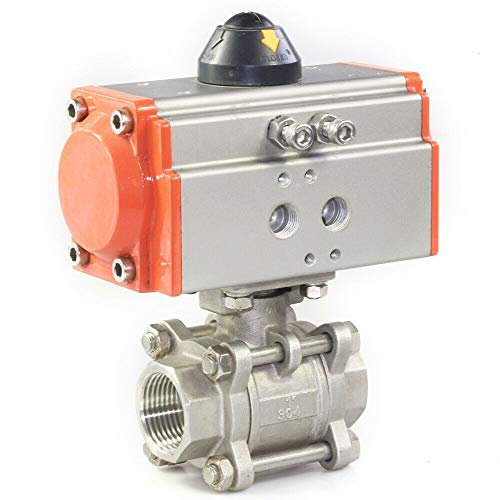 Air Actuated Ball Valves - 9