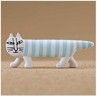 カプセルQミュージアム Mikey Lots of cats Collection Vol.2 (リサ・ラーソン マイキーコレクション Vol.2 ) [2.マリンブルー (Blue marine Cat)](単品) ガチャガチャ カプセルトイ