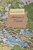 Reisetagebuch Abenteuer in Monaco: Liniertes Länder Notizbuch auf 110 Seiten | Entdecker Notizheft | Geschenkidee für Europa Reisende, Reisetagebuch, Städtetrip, Hauptstadt Abenteurer