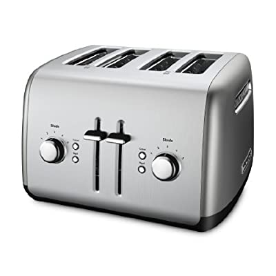 KitchenAid Toaster with Manual High Lift Lever