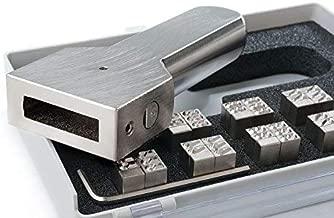 Vencer a los n/úmeros y las letras az Gravurem 10706000 0-9 y combinaci/ón en altura de los caracteres 6 mm,