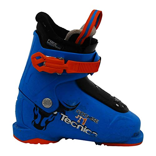 Moon Boot Junior Tecnica Cochise Blue JTR Gebrauchter Skischuh