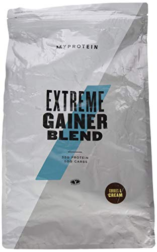 MyProtein Extreme Gainer Blend Cookies & Cream 5 kg