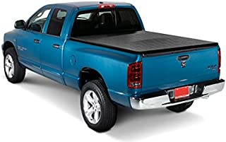 R&L Racing Lock & Roll Up Soft Tonneau Cover 97-04 Dakota Standard/Extended CAB 6.5 ft Bed