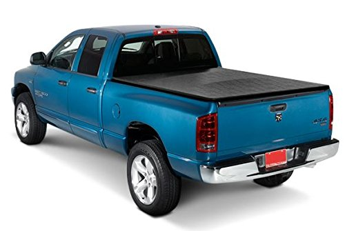 R&L Racing Heavy Duty Roll-Up Soft Tonneau Cover Compatible with 01-03 F150 Supercrew Super Crew Cab 5.5 Ft Short Bed