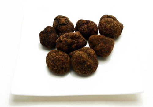 黒トリュフ5個から6個冷凍トリュフ100g