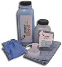Toner Refill Store ™ Cyan Toner Refill Kit with reset chip for the Brother HL-4200 HL-4200CN TN12C TN-12C