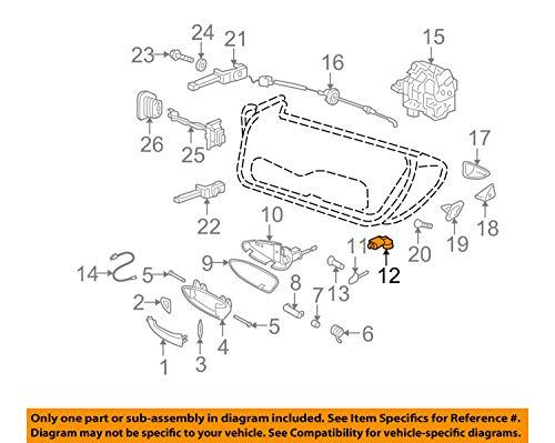 Porsche 997-537-445-03 - Connecting Piece