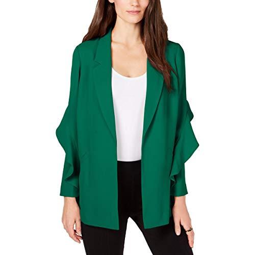 Alfani Women's Flounce Sleeve Jacket
