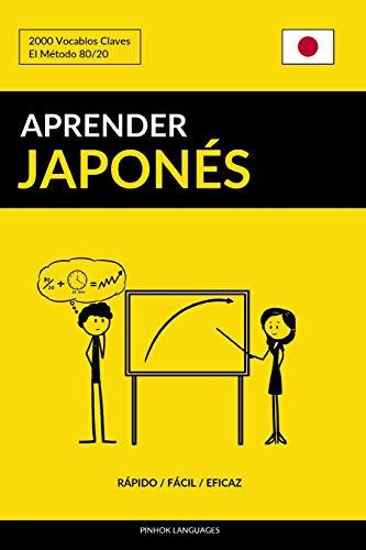 Aprender Japonés - Rápido / Fácil / Eficaz: 2000 Vocablos Claves