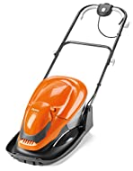 Ideal for sloped and irregular shaped gardens, the EasiGlide 300 is a compact and lightweight hover mower that floats on a cushion of air, making it highly manoeuvrable for your ease-of-use. Utilises a powerful, high performance 1700W motor and a 30c...