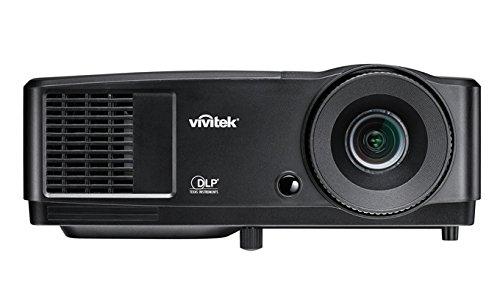 Vivitek DX255 Beamer/Projector 3200 ANSI Lumen DLP XGA (1024x768) Desktop-projector zwart