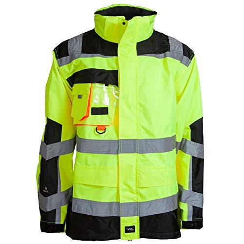 Elka Warnschutz Jacke Visible Xtreme Oxford 300D, Fb. gelb, Größe XL