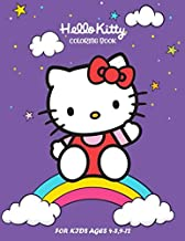 Hello Kitty Coloring Book: For Kids Ages 4-8, 9-12. (8.5x11)