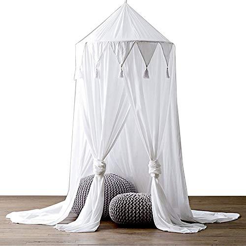 Bed Luifel Ronde Koepel Tipi Katoenen Bed Tipi Kinderen Slaapkamer Hoekje Hanger Klamboe Decoratie Indoor Game House